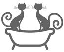 Mydláreň u dvoch kočiek